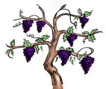 """I am the vine clipart banner stock I Am The Vine…"""" 