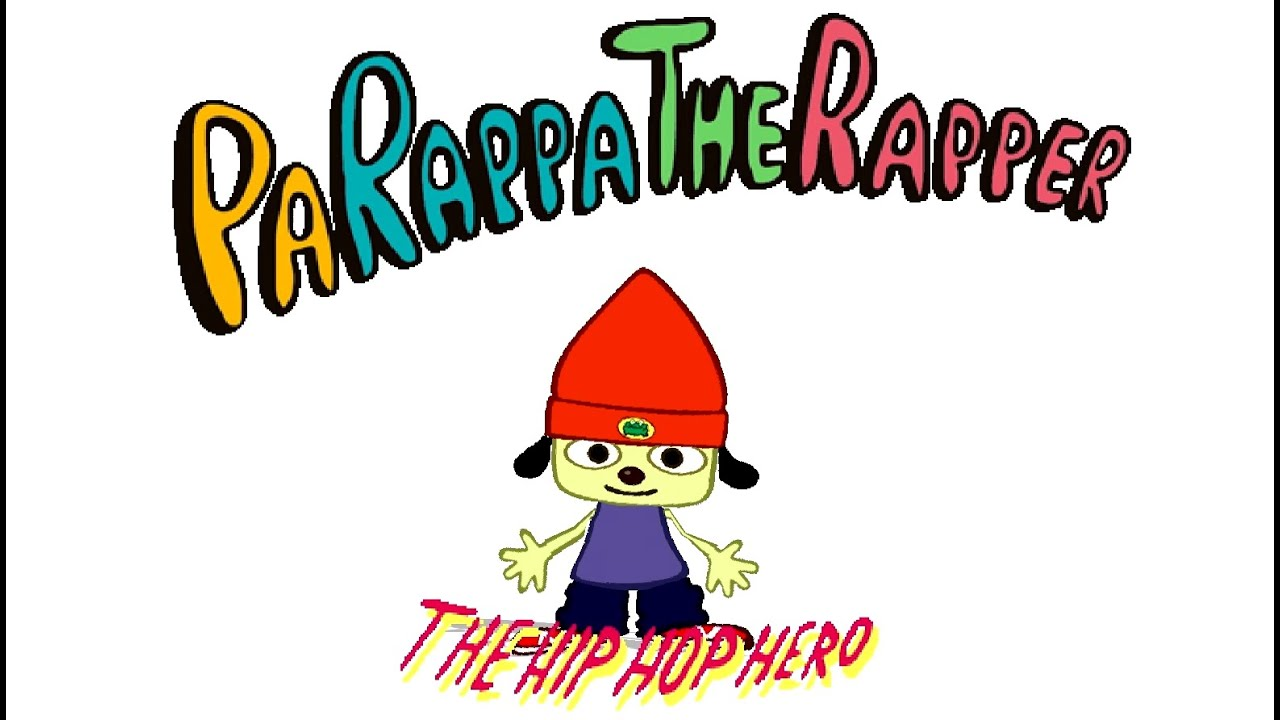 I clicked psp cliparts svg freeuse library Parappa the Rapper PSP - Full Playthrough (1080p) svg freeuse library