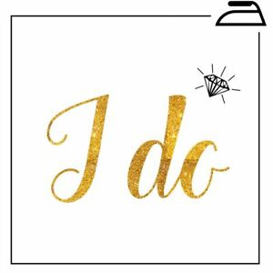 I do crew clipart vector transparent library Details about I Do Crew Bride To Be Iron On T Shirt Transfer Vinyl Tribe  Gold Rose Hen Party vector transparent library
