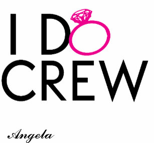 I do crew clipart clip stock I Do Crew Accessories | Zazzle clip stock