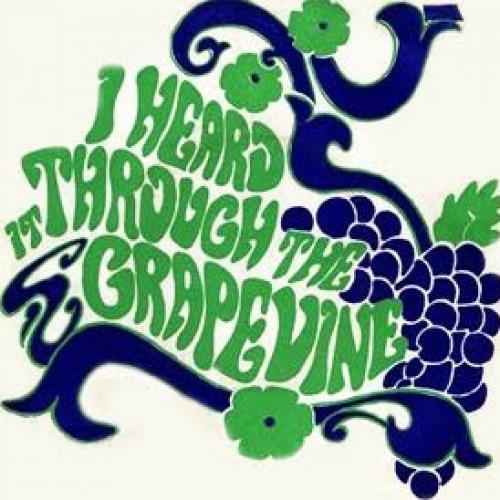 I heard it through the grapevine clipart jpg library download I Heard It Through The Grapevine Spotify Playlist jpg library download