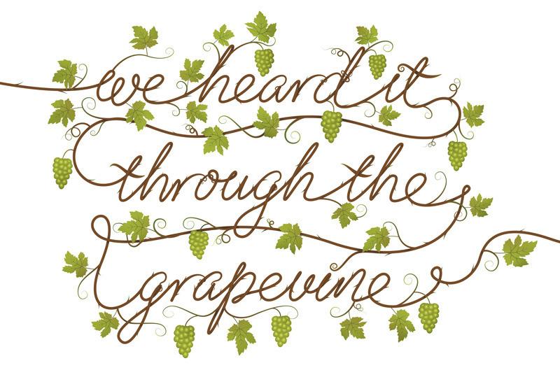 I heard it through the grapevine clipart svg freeuse library I Heard it Through The Goa Grapevine – Goa Grapevine svg freeuse library