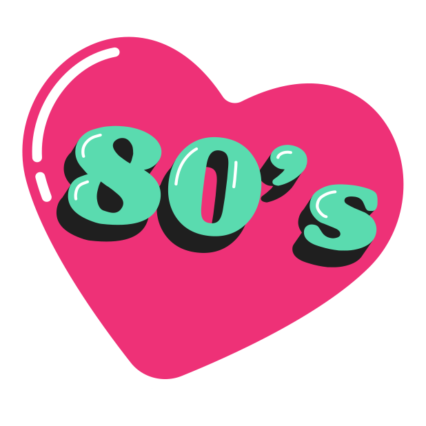 I heart the 80s clipart clip art royalty free 80s Baby by Sumair Jawaid clip art royalty free