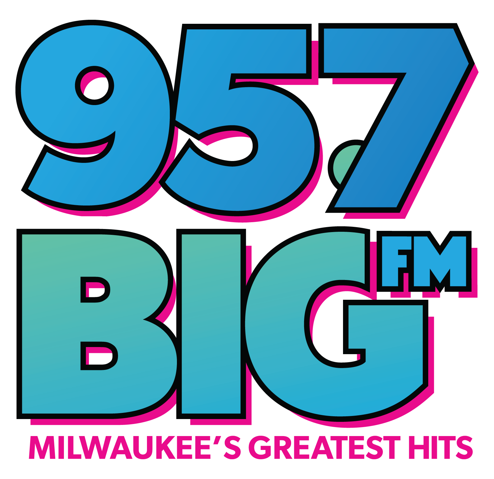 I heart the 80s clipart clip art library stock 95.7 BIG FM - Milwaukee's Greatest Hits! clip art library stock