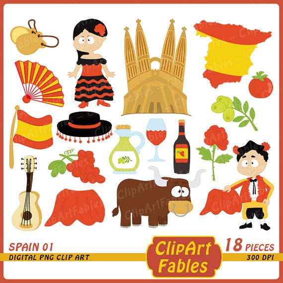 I like spanish clipart freeuse I like spanish clipart - ClipartFox freeuse