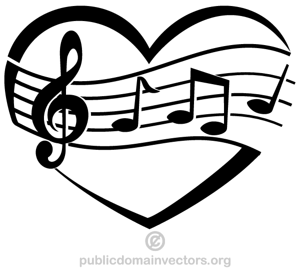I love music clipart graphic Turntable Vector Art | Band | Music clipart, Music notes ... graphic