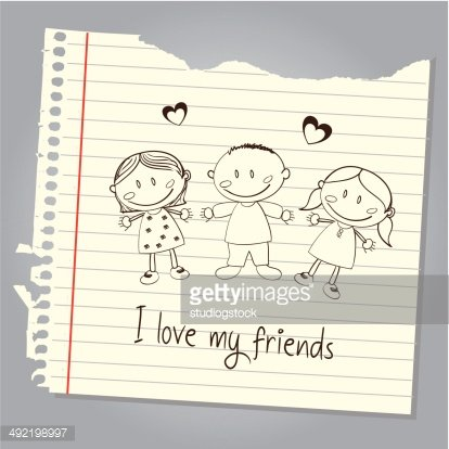 I love my friends clipart svg library download I Love MY Friends premium clipart - ClipartLogo.com svg library download