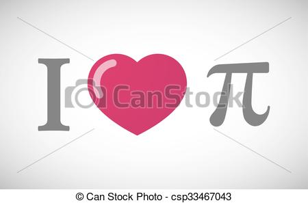 I love pi clipart png transparent library EPS Vector of