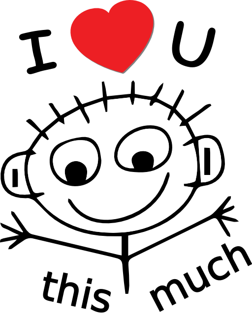 I love you sign child clipart clip art library I love you love you clip art free clipart - ClipartBarn clip art library