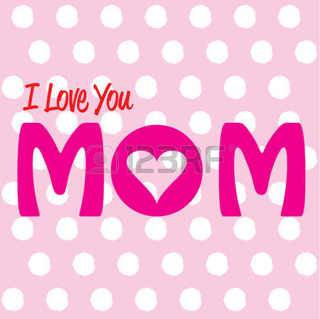 I love u mama clipart image black and white download 1,278 I Love You Mom Cliparts, Stock Vector And Royalty Free I ... image black and white download