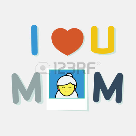 I love u mama clipart picture stock 1,278 I Love You Mom Cliparts, Stock Vector And Royalty Free I ... picture stock