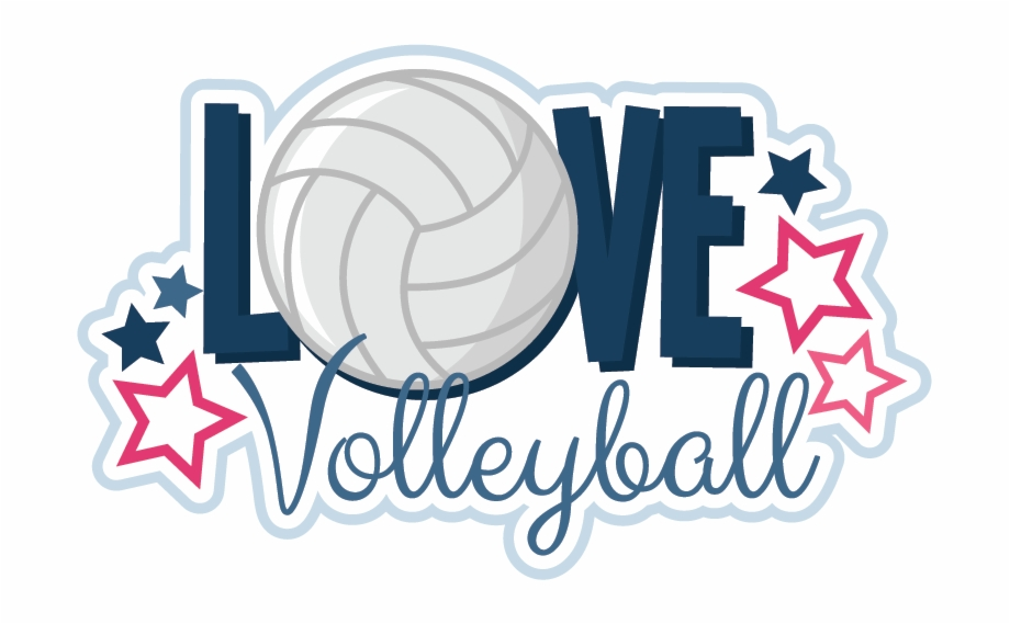 I love volleyball clipart clip art free library Volleyball Clip Cute - Love Volleyball Free PNG Images ... clip art free library