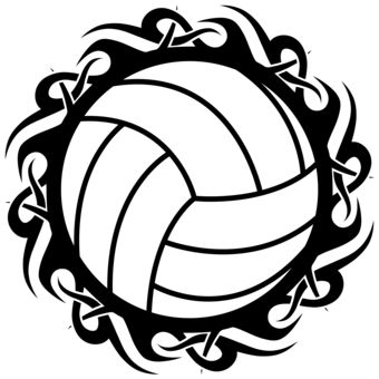 Volleyball banquet clipart graphic library download Check out all of our AWESOME volleyball clipart for you to ... graphic library download