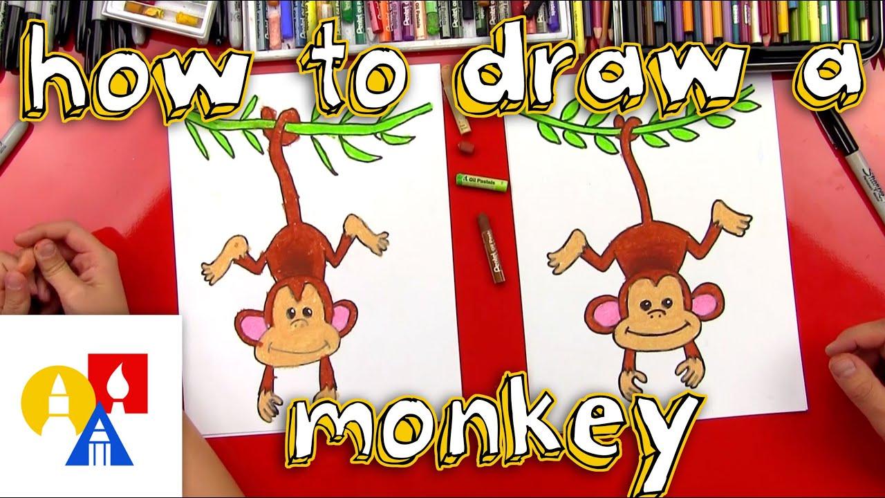 I love you clipart monkey clipart transparent library How To Draw A Monkey clipart transparent library