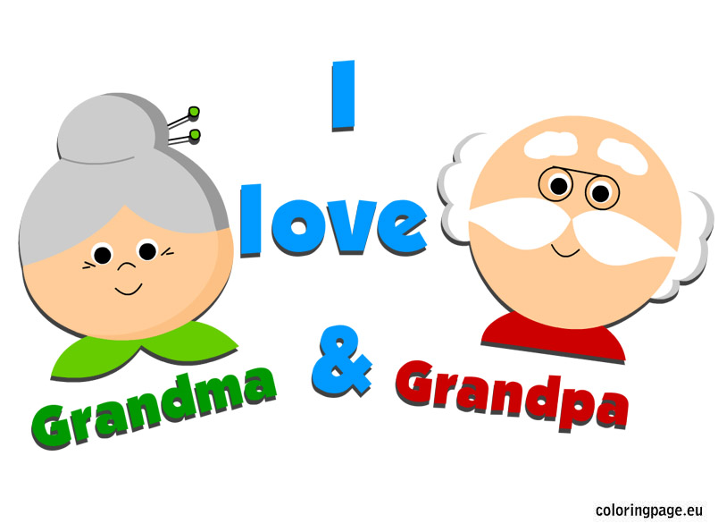I love you grandma and grandpa clipart png freeuse stock Grandpa And Grandma Clipart (106+ images in Collection) Page 1 png freeuse stock