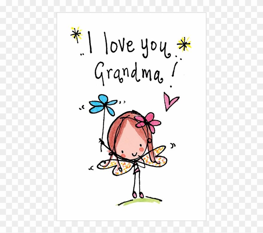 I love you grandma and grandpa clipart clipart download Grandmother Clipart Datuk - Love Grandma Clipart - Png ... clipart download
