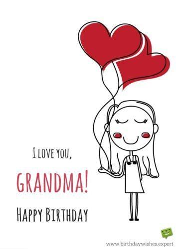 I love you grandma and grandpa clipart png freeuse stock Happy Birthday, Grandma! | Warm Wishes for your Grandmother png freeuse stock