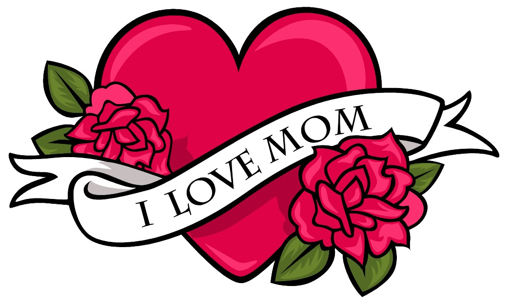 I love you mom and dad clipart clip freeuse stock I Love You Mom Clipart - Free Clipart clip freeuse stock