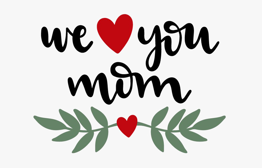 I love you mom and dad clipart image library I Love You Mom Png Clipart - We Love You Png #43934 - Free ... image library