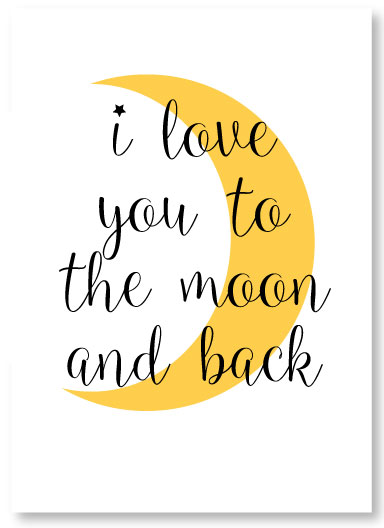 I love you to the moon and back clipart clipart library Clipart love you to the moon and back - Clip Art Library clipart library