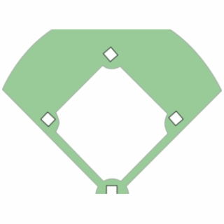 I m all about that baseball diamond clipart royalty free library Baseball Diamond - Softball - diamond helmet png, Free PNG ... royalty free library