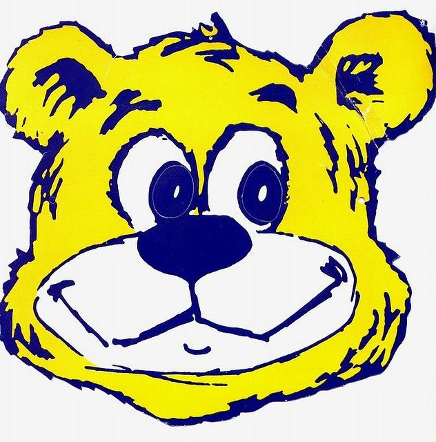 I m going to college ucla program clipart png freeuse library Joe Bruin by picdrops, via Flickr | Vintage Mascots | Ucla ... png freeuse library