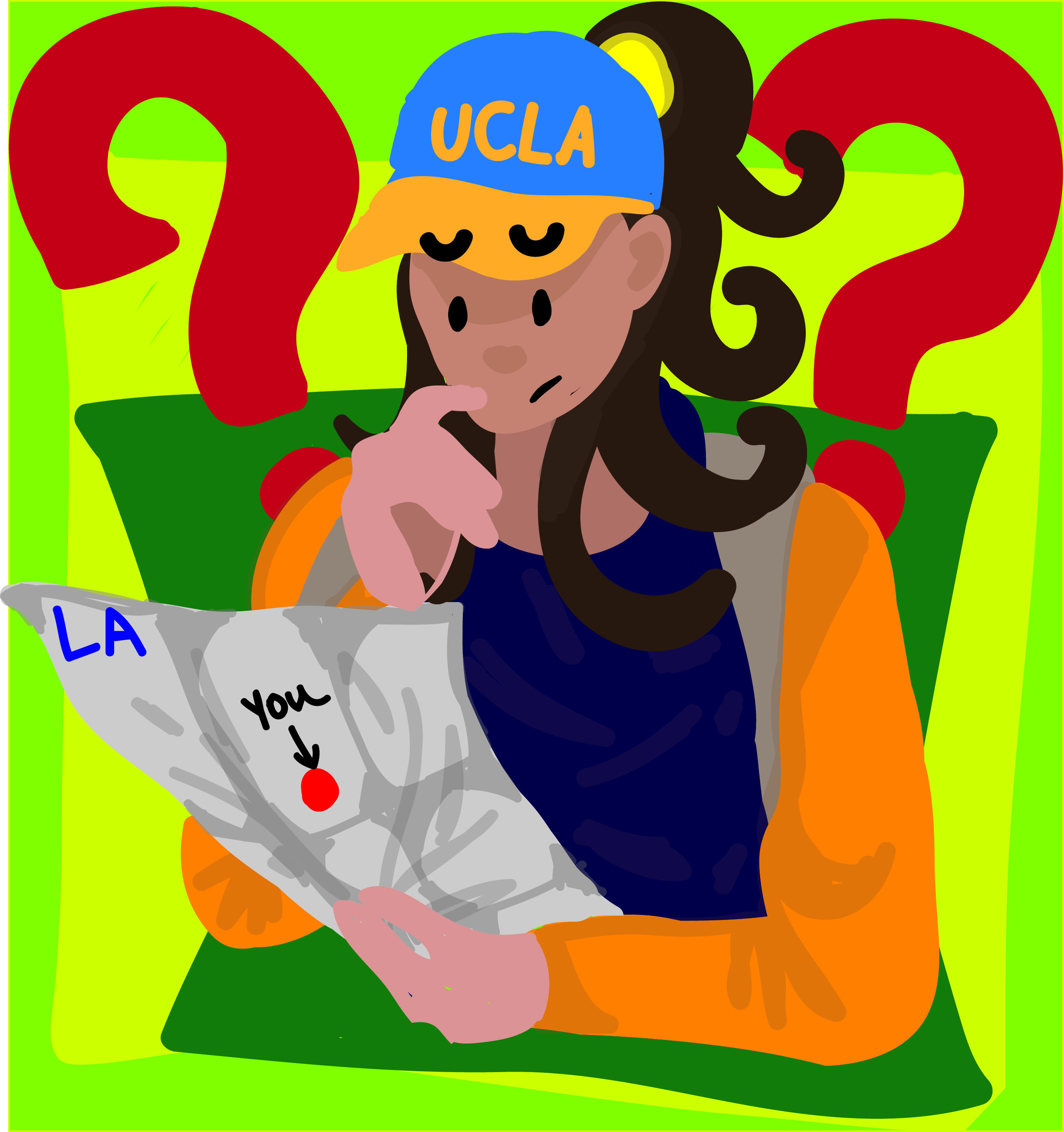 I m going to college ucla program clipart freeuse download You See L.A. Abroad: If the world\'s interesting, LA is more ... freeuse download