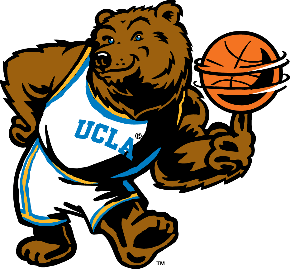 I m going to college ucla program clipart png freeuse stock Bruins Basketball Logos Clipart - Clipart Kid | Bruins ... png freeuse stock