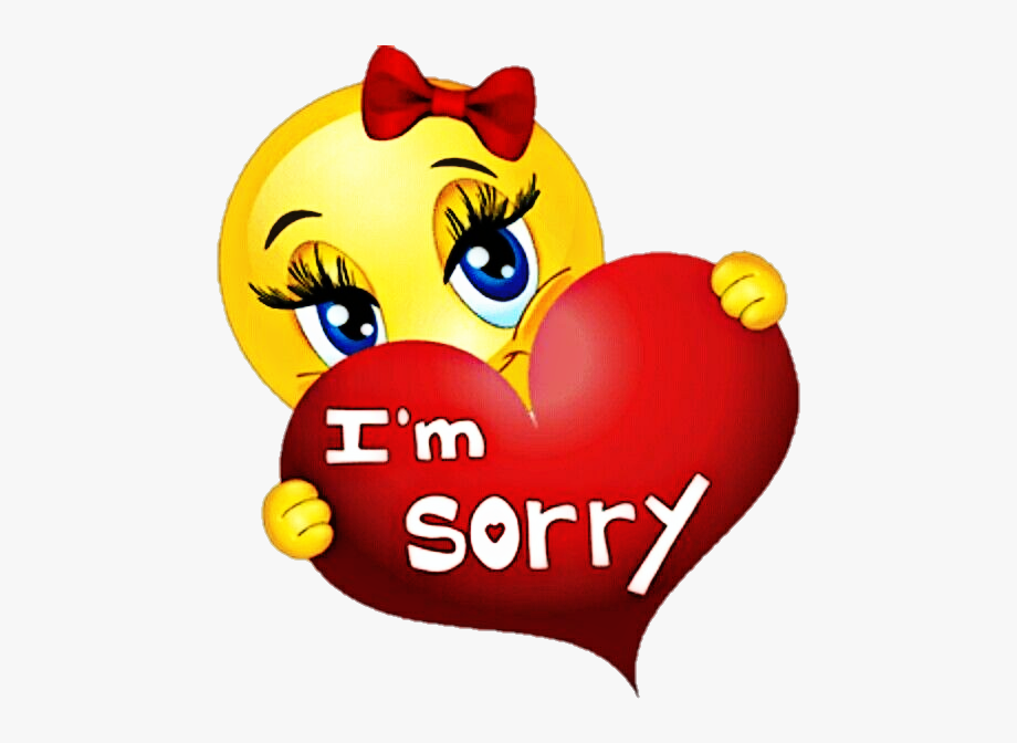 I m sorry clipart png freeuse download i\'m Sorry #sorry #imsorry - Animated Love You #1672661 ... png freeuse download