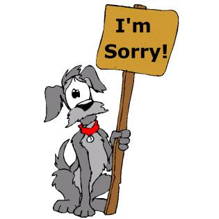 I m sorry clipart banner library stock Im sorry clipart 5 » Clipart Station banner library stock