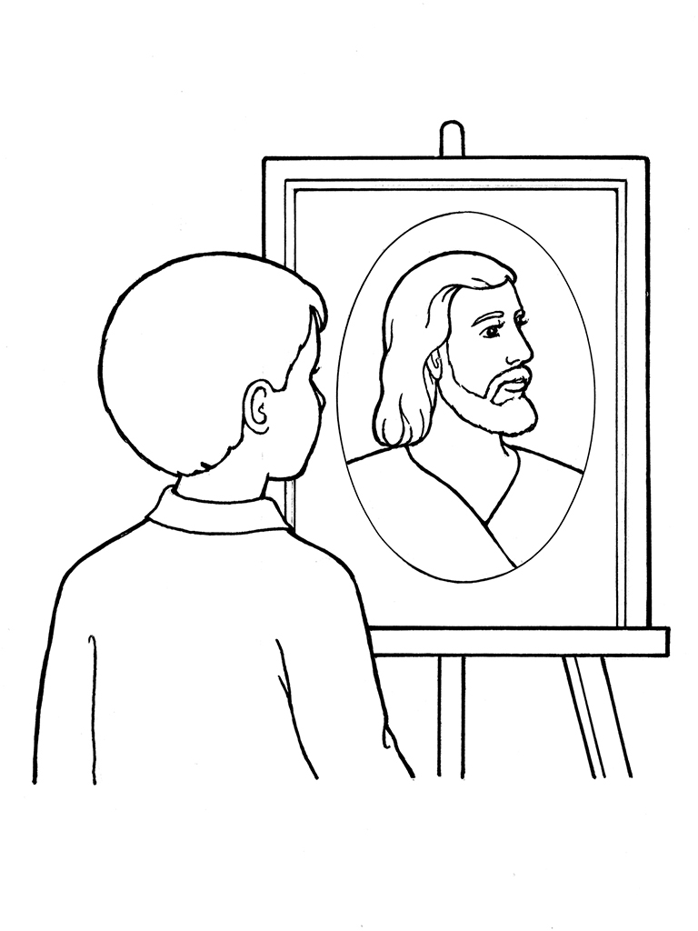 I m trying to be like jesus clipart jpg freeuse library Faith In Jesus Christ jpg freeuse library