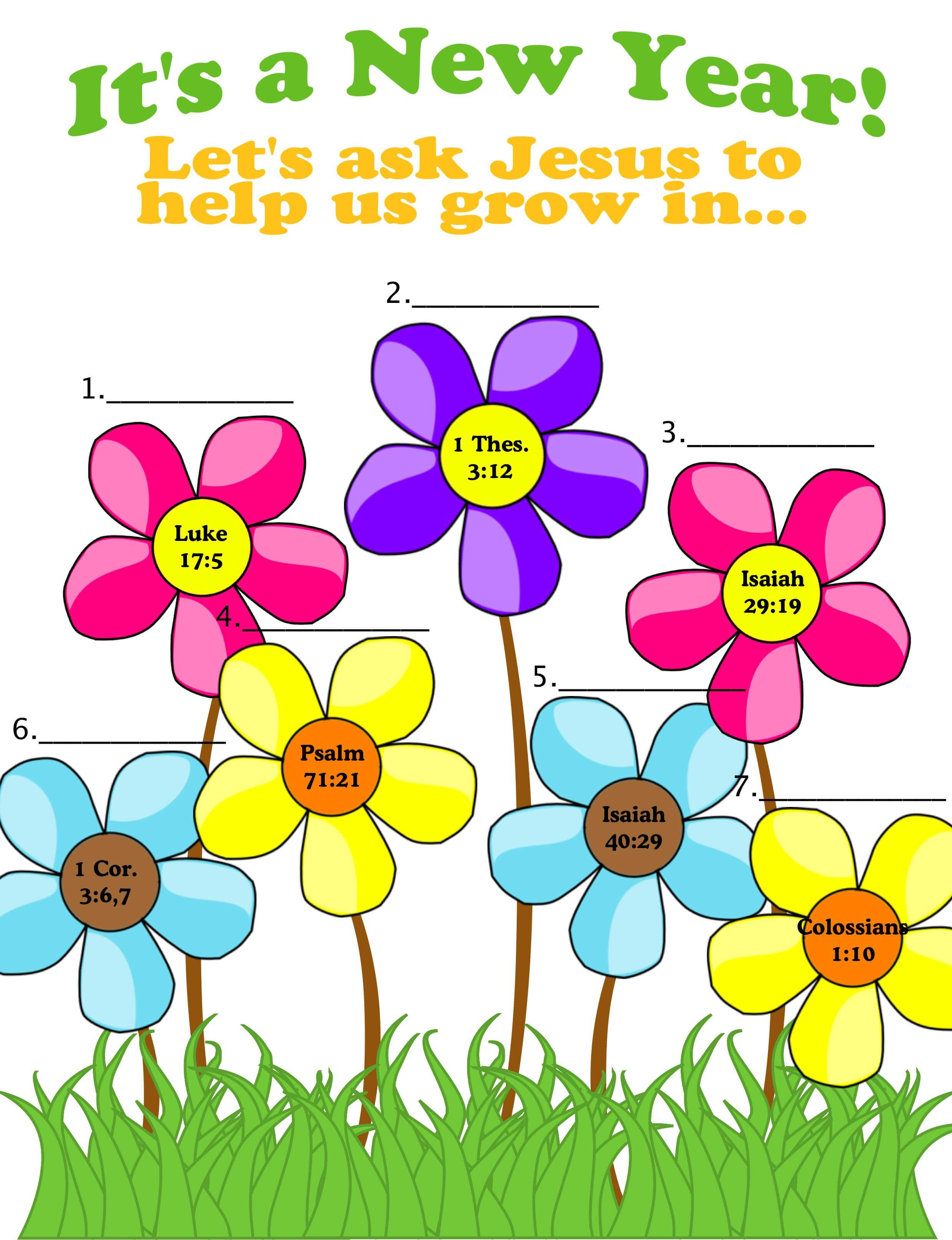 I thessalonians 1 1-10 clipart clip black and white library Teach 7 Ways God Wants Your Kids to Grow: A Bible Outline ... clip black and white library