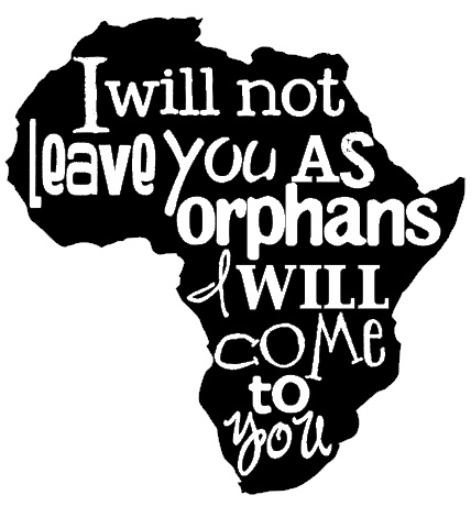I will not leave you orphaned clipart png royalty free Faith for the Fatherless : Vinyl Wall Decals: All Sales Go ... png royalty free