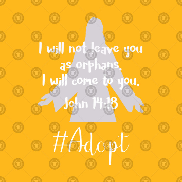 I will not leave you orphaned clipart clip art freeuse download I will Not Leave You as Orphans Religious Adoption clip art freeuse download