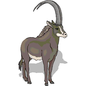 Ibex clipart jpg freeuse library Ibex clipart, cliparts of Ibex free download (wmf, eps, emf ... jpg freeuse library
