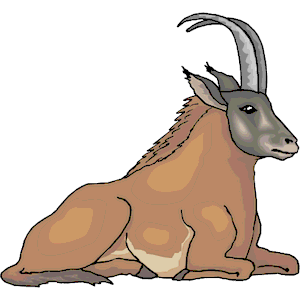Ibex clipart clipart freeuse library Ibex clipart, cliparts of Ibex free download (wmf, eps, emf ... clipart freeuse library