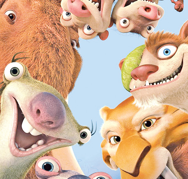 Ice age 5 clipart graphic transparent download Ice Age 5\'makes an appearance | Daily News graphic transparent download