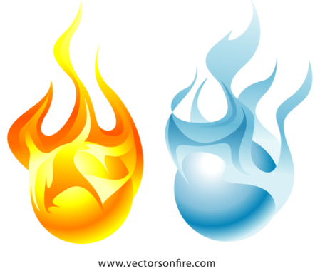 Ice and fire clipart graphic free download Free Ice and Fire Orbss Clipart and Vector Graphics - Clipart.me graphic free download