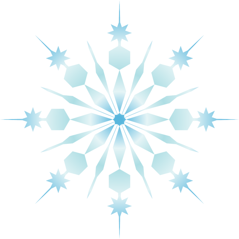 Ice and snowflake clipart banner free stock FREE Snowflake Clipart Images & Photos Download【2018】 banner free stock