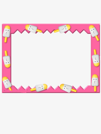 Ice border clipart library Ice cream border clipart 7 » Clipart Station library