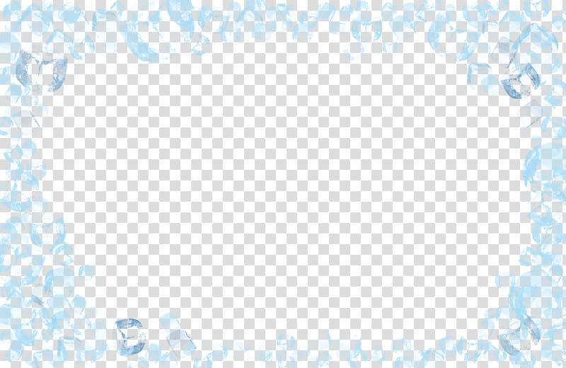 Ice border clipart free stock Blue frame decor, Seashell Seafood Sea snail Shellfish, Ice ... free stock