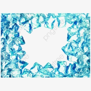 Ice border clipart graphic transparent download Ice Cube Clipart Border - Ice Cube Texture Png #1438670 ... graphic transparent download