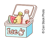 Ice box clipart clip free library Ice box Clip Art and Stock Illustrations. 8,896 Ice box EPS ... clip free library