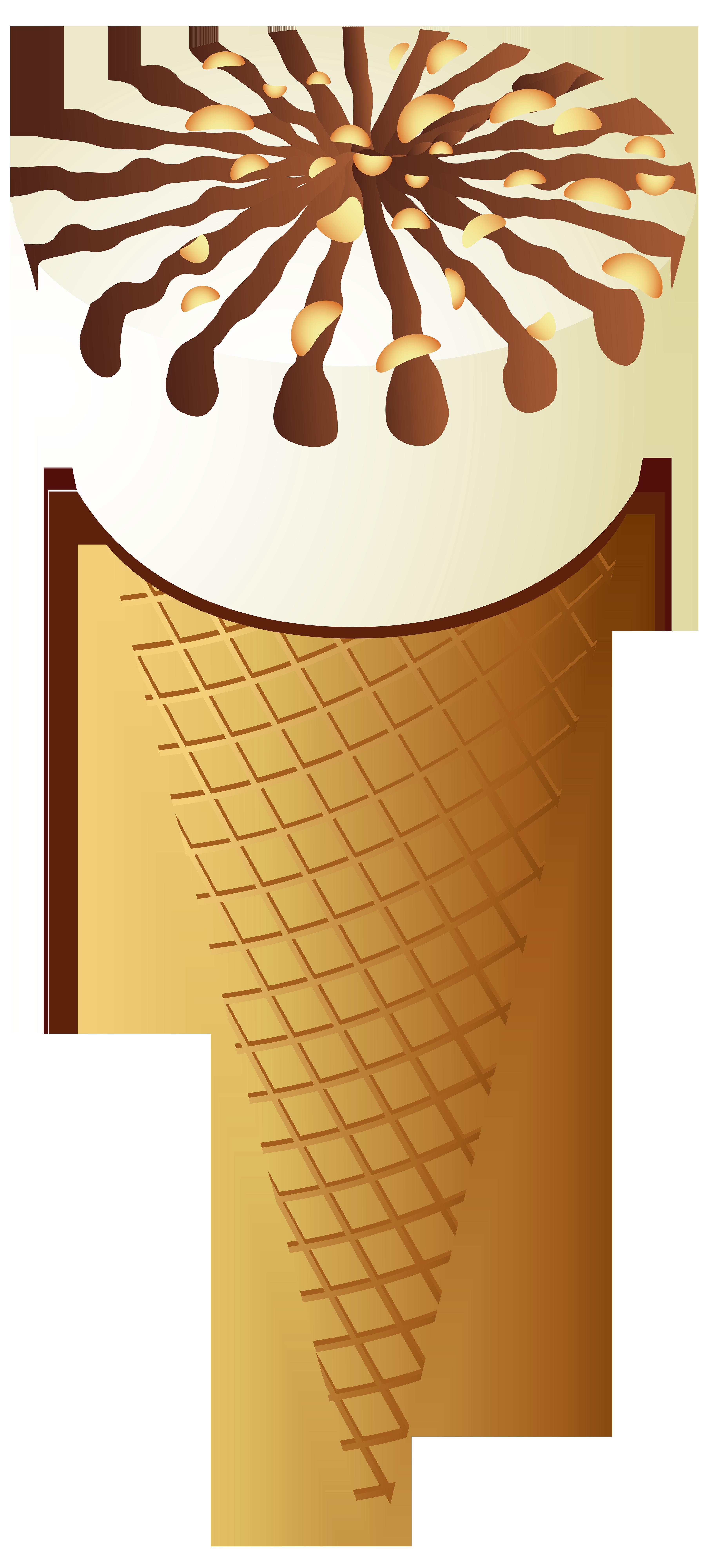 Ice cream cone without ice cream clipart vector transparent download Ice cream cone ice clip art image 9 - ClipartBarn vector transparent download