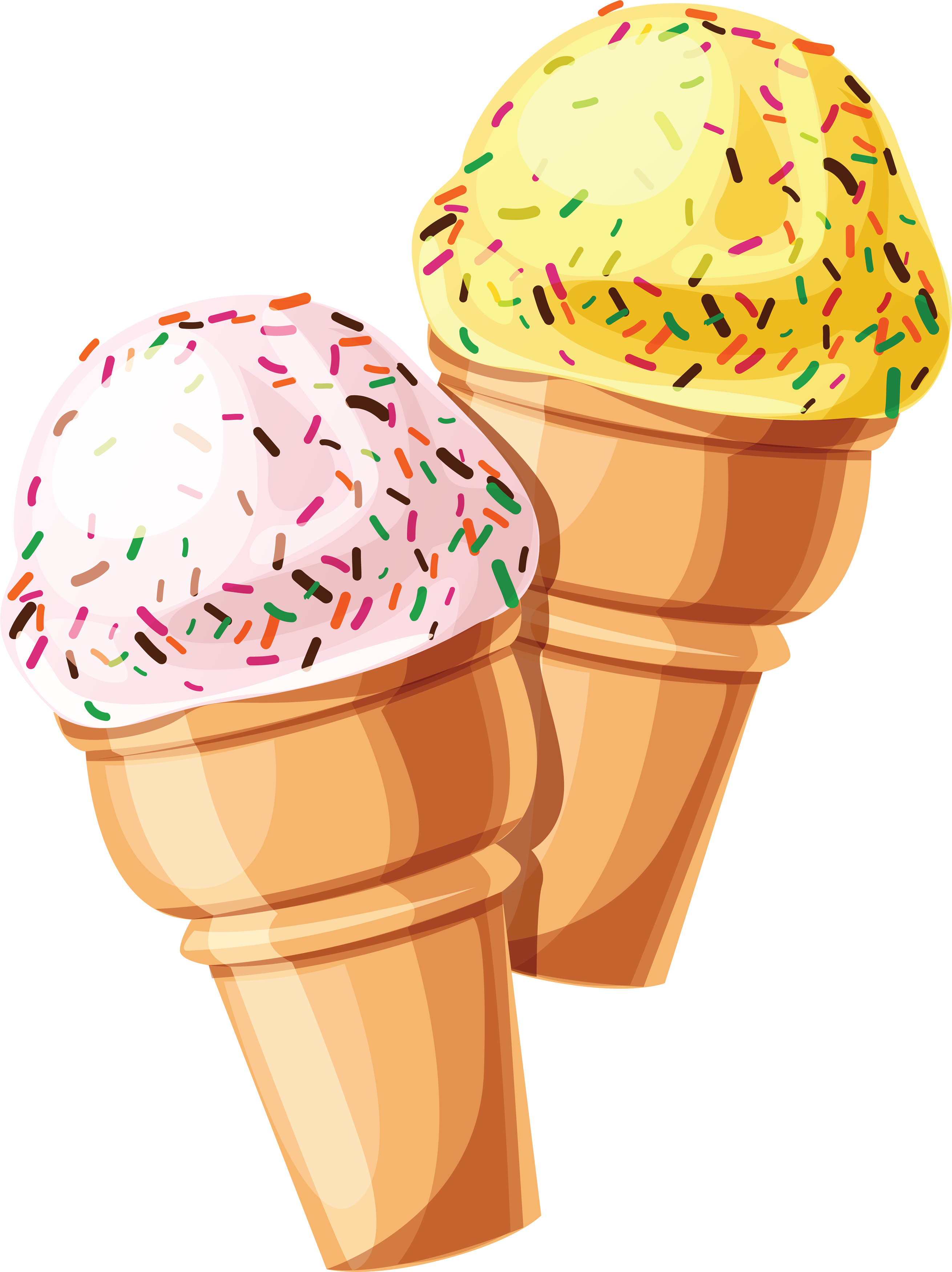 Ice cream clipart png clipart royalty free stock Ice Cream PNG image, free ice cream PNG pictures download clipart royalty free stock
