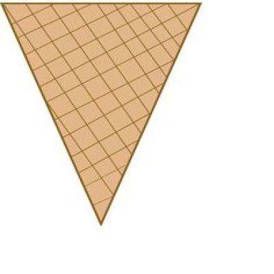Ice cream cone without ice cream clipart picture black and white Ice cream cone without ice cream clipart 9 » Clipart Station picture black and white