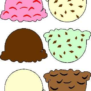 Icecream scoop clipart png transparent library Ice cream scoop printable - will use for a memory game ... png transparent library