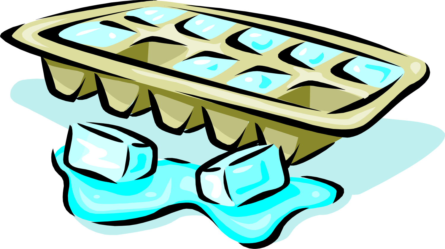 Ice cube tray clipart vector library Displaying 18> Images For Ice Cube Tray clipart free image vector library