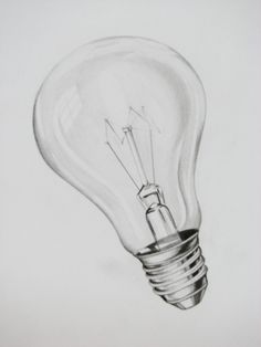 Ice cube with a light bulb inside clipart picture free download 69 Best Light Bulb Drawing images in 2018   Light bulb ... picture free download