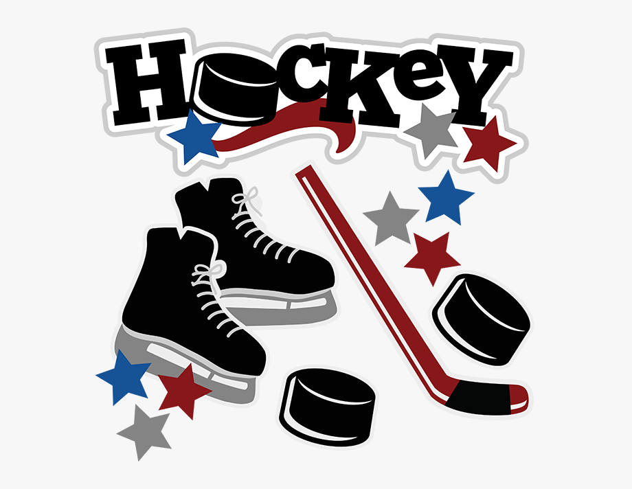 Ice hockey clipart free banner Free Hockey Clipart - Clipart Hockey Kids #981387 - Free ... banner